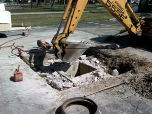 Catch Basin Repair | Residential & Commercial | E & K