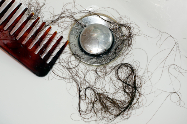 Don't Let Hair Cause Plumbing Problems