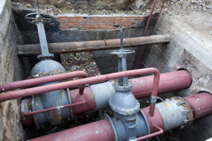 Recognizing Underground Water Leaks