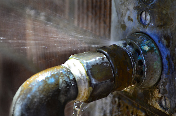 Stopping Leaks At Plumbing Joints