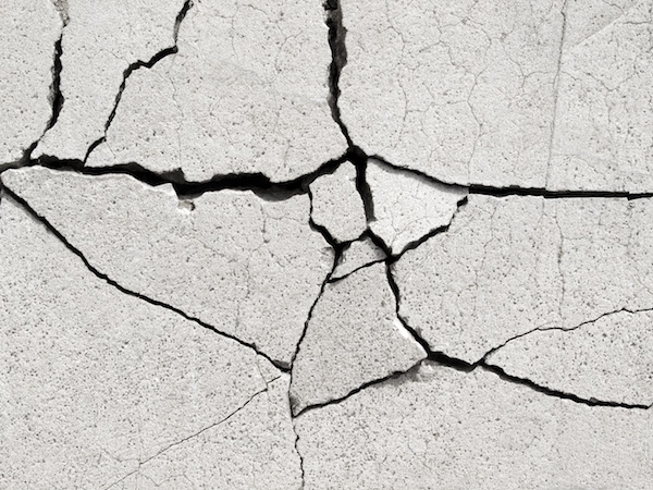 Six Reasons Concrete Crack
